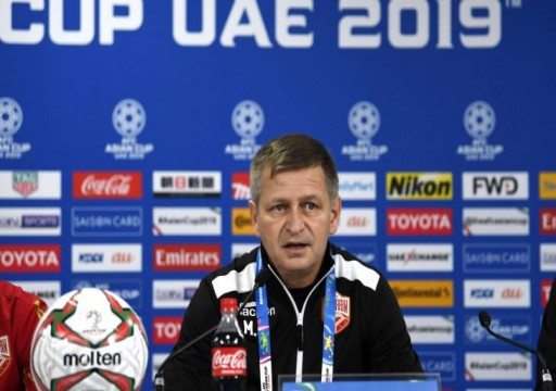 مدرب البحرين: دفاع تايلاند وراء هزيمتنا في كأس آسيا19