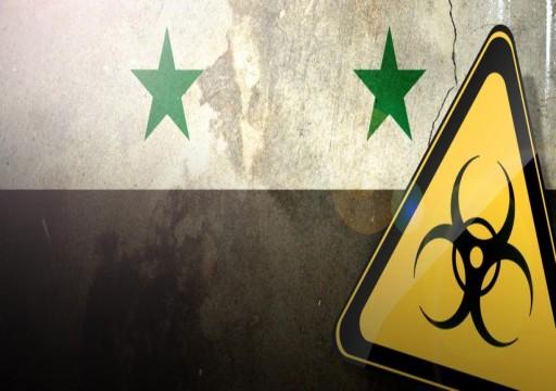 تقرير دولي: النظام السوري نفذ 300 هجوم كيماوي منذ بداية الثورة