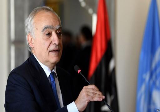 المبعوث الأممي: الصراع في ليبيا نزاع على موارد البلاد