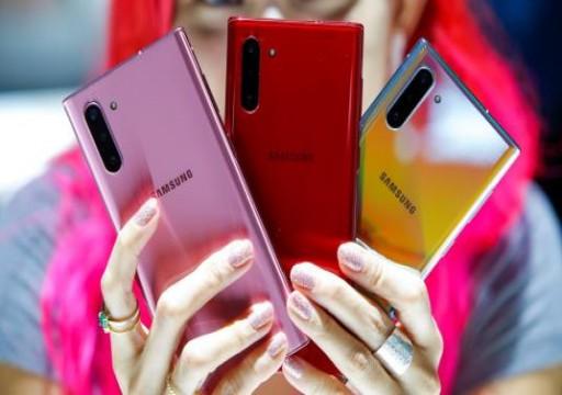 هاتف لسامسونغ يتفوق على أقوى هواتف آيفون باختبارات الأداء