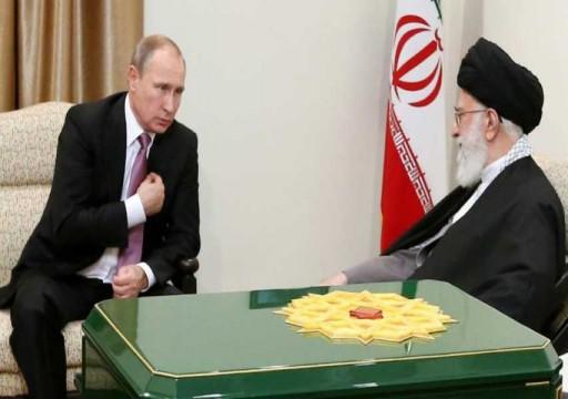 توتر غير مسبوق بين إيران وروسيا شرقي سوريا