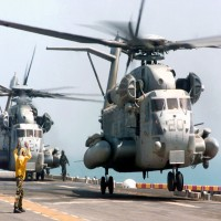 مصرع 4 جنود أمريكيين في تحطم مروحية جنوبي ولاية كاليفورنيا