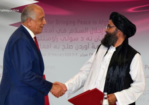 سياسي أفغاني: أبوظبي طلبت  من واشنطن اغتيال قادة طالبان