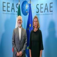 ظريف بجولة دبلوماسية لإنقاذ الاتفاق النووي
