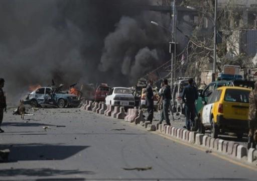 أفغانستان.. مقتل وإصابة 25 شخصاً في هجوم انتحاري قرب مطار جلال أباد
