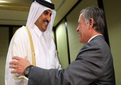 الأولى منذ الأزمة الخليجية.. سفير قطر يوضح سبب زيارة الأمير تميم إلى الأردن
