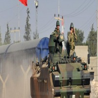 مقتل سبعة جنود أتراك وإصابة ثلاثة بهجوم لمسلحين أكراد