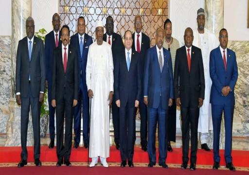 السيسي يعلن تمديد مهلة أفريقية لـالمجلس العسكري في السودان