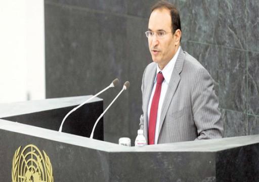 الكويت تبدي استعدادها لتوفير دعم لوجيستي لمشاركة الأطراف اليمنية