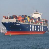 مجموعة فرنسية للشحن البحري تنسحب من إيران