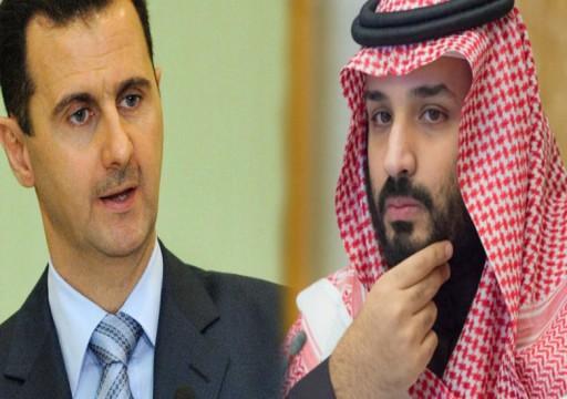 موقع إسرائيلي: سفارة الإمارات قناة تواصل دبلوماسية بين دمشق والرياض