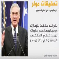 تحقيقات مولر تكشف صلات الإمارات وروسيا وإسرائيل وكوشنر