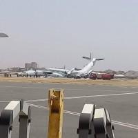 السودان.. إصابة ثمانية في تصادم بين طائرتين عسكريتين في مطار الخرطوم