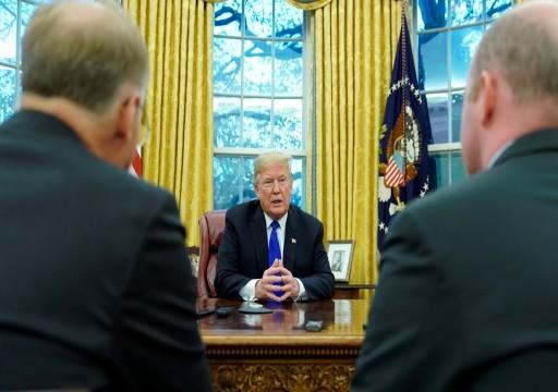التايمز: الجمهوريون يفتحون النار على ترامب بشأن الانسحاب من سوريا