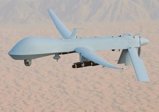 الحوثي يعلن إسقاط طائرة تجسس للتحالف في الحديدة