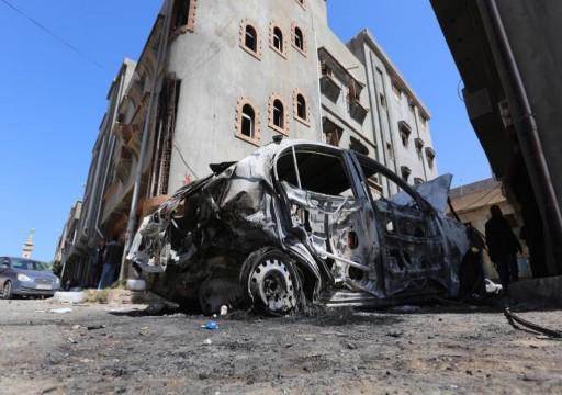 موقع أميركي يرجح تورط طائرات إماراتية في قصفت طرابلس