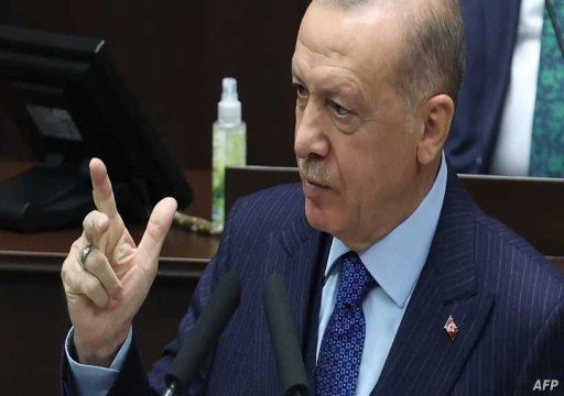 "أردوغان يأمر بإعلان سفراء 10 دول ""غير مرغوب فيهم"""