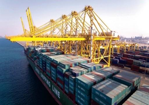تجارة دبي غير النفطية تسجل ارتفاعاً بقيمة 722 ملياراً خلال ستة أشهر