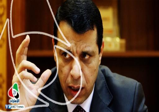 أنباء عن توسط نتنياهو لدى أبوظبي لعلاج دحلان خارج الإمارات