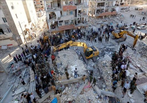 5 قتلى و120 جريحاً حصيلة ضحايا زلزال إيران