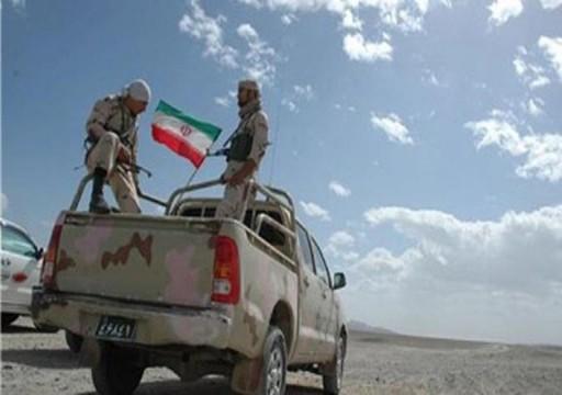 مقتل اثنين من الحرس الحدودي الإيراني إثر إنفجار لغم