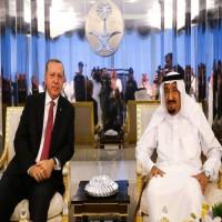 """صحيفة سعودية تصف أروغان بـ""""هتلر الجديد"""" يقود بـ""""عنتريته"""" تركيا نحو الانهيار!"""