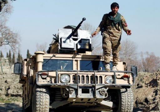 مقتل جنديين أمريكيين وجندي أفغاني في هجوم بشرق أفغانستان