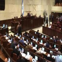 """الكنيست الإسرائيلي يقر قانونا يمنح نتنياهو سلطة """"إعلان الحرب"""""""