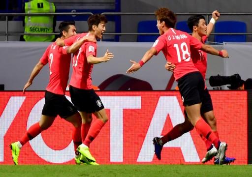 كوريا الجنوبية تهزم الفلبين بهدف في كأس آسيا19