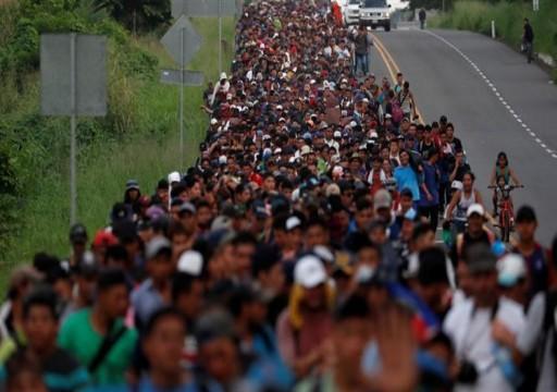 الأمم المتحدة: تحرك المهاجرين أمر طبيعي ولا يتعين على واشنطن تعزيز أمن حدودها