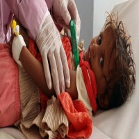 الصليب الأحمر يندد بقتل الأطفال في اليمن