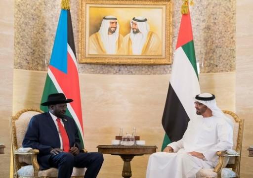 موقع لندني: وفد إماراتي بجنوب السودان لدعم منبر أبوظبي للسلام