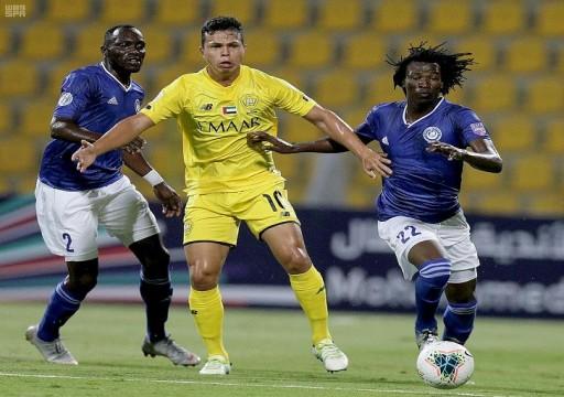 الوصل يخسر من الهلال السوداني ويتأهل لثمن النهائي العربي