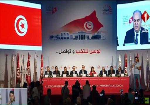 إعلان النتائج النهائية للدور الأول من الانتخابات الرئاسية التونسية