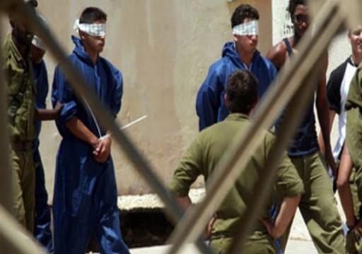 إصابة 14 جندياً إسرائيلياً بحريق في سجن عسكري