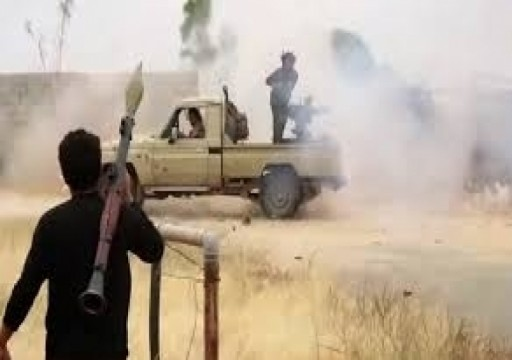 أحد قيادات حفتر.. الوفاق الليبية تعلن مقتل آمر عمليات سرت في ضربة جوية
