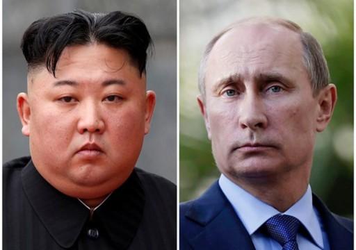 كوريا الشمالية تؤكد أن زعيمها سيزور روسيا لعقد قمة مع بوتين