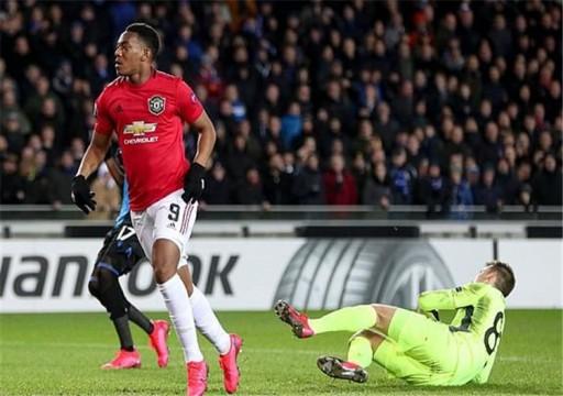 التعادل الإيجابي يحسم لقاء اليونايتد أمام إيفرتون في الدوري الإنجليزي