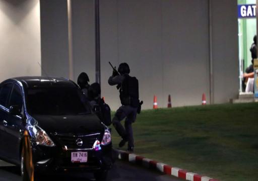مقتل مطلق النار عشوائيا في تايلاند