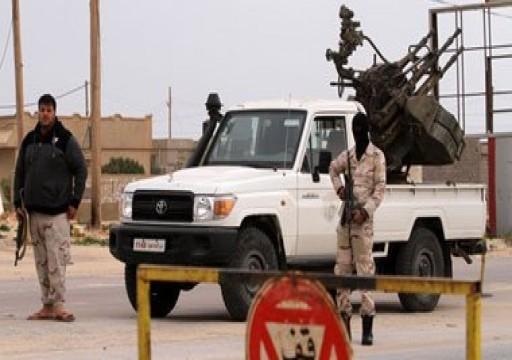 الأمم المتحدة: 35 ألف شخص اضطروا للنزوح من العاصمة الليبية