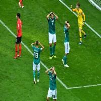ألمانيا تفشل أمام كوريا الجنوبية في التأهل للدوري الـ16 من كأس العالم