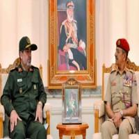 إيران تصف علاقاتها العسكرية والأمنية مع سلطنة عمان بـالإيجابية