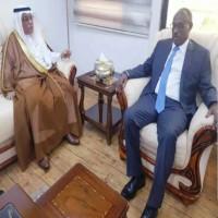 وزير خارجية السودان الجديد يستقبل سفيري الرياض وأبوظبي في الخرطوم
