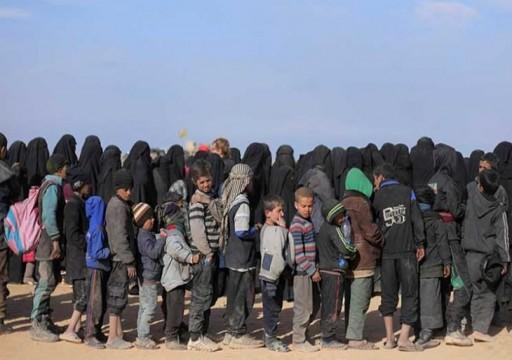 """استسلام المئات من أعضاء تنظيم """"داعش"""" في جيب بشرق سوريا"""