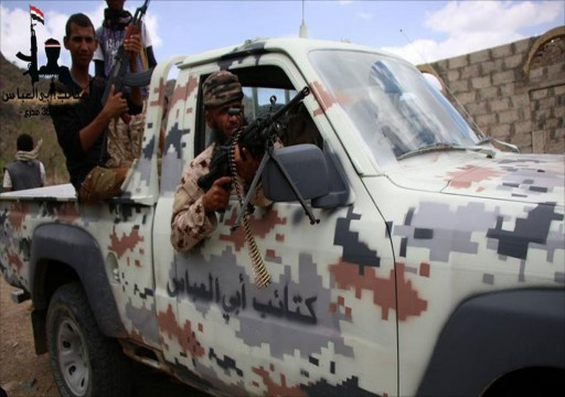 مقتل وإصابة قرابة 100 في مواجهات تعز بين الجيش اليمني ومسلحين تدعمهم الإمارات