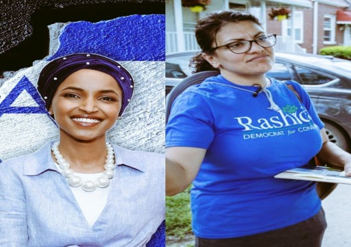 مجلة أمريكية: أبوظبي والرياض تعلنان الحرب على مسلمتين في الكونغرس