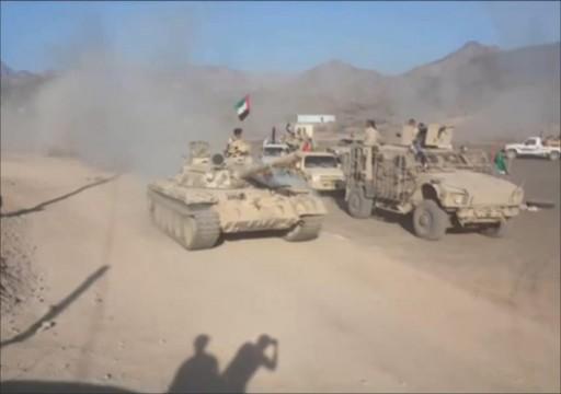 السعودية تدعم انفصاليي جنوب اليمن بمدرعات إماراتية