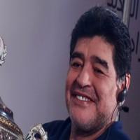 مارادونا يدشّن مغامرته مع دينامو بريست لثلاث سنوات
