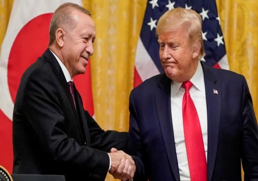أردوغان من واشنطن: لا يمكننا التخلي عن منظومة إس-400