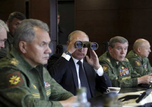 روسيا تحذّر من خطر سيناريو عسكري بعد هجوم أرامكو